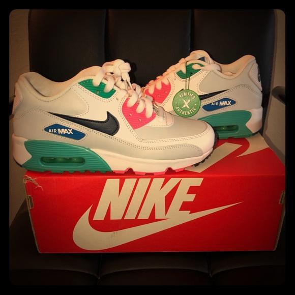 8f0523a3 Nike Shoes   Air Max 90 Ltr Gs South Beach   Poshmark